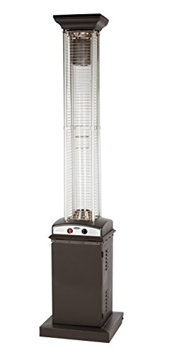 One More From Our Fire Sense Outdoor Flame Heater Reviews Is Of The Square  Flame Heater. This Stylish Unit Adds A New Dimension To Outdoor Heating.
