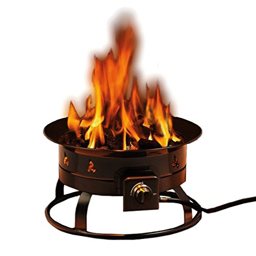 The Heininger 5995 Is One Of The Best Rated Patio Heaters. Itu0027s Not A  Traditional Unit, But Fire Pits Are Also A Great Way To Heat An Outdoor  Area And They ...