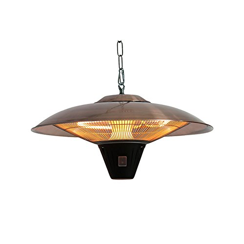 Fire Sense Ceiling Mounted Hanging Halogen Patio Heater