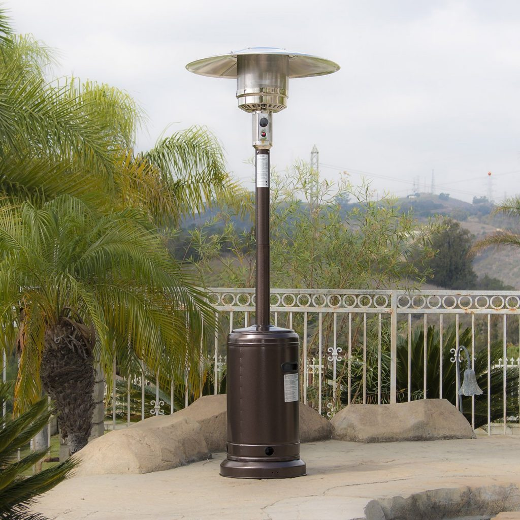 Best Patio Heater Reviews For 2017 Outdoor Patio Heaters