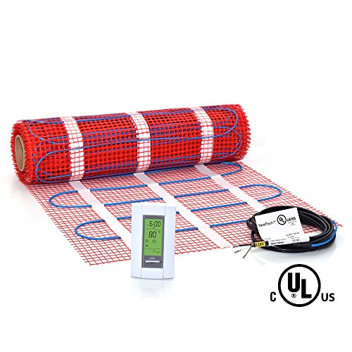 Best Electric Radiant Floor Heating System Reviews Guide