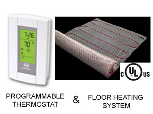 Electric Radiant Floor Heat Heating System
